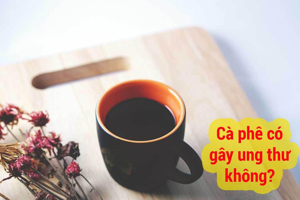 Cà phê có gây ung thư không? Khoa học đã có lời giải