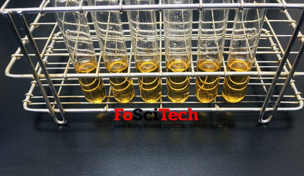 Phương pháp xác định carbohydrate tổng số (Phenol-Sulfuric Acid Method)